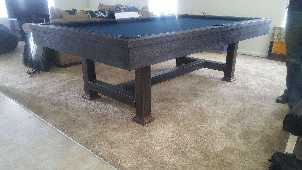 Brandon L Fairfield Ca Imagine That Pool Tables