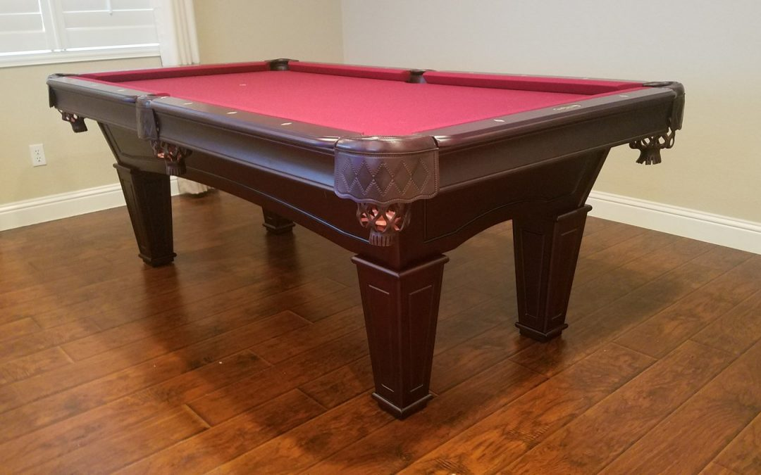 Kulbir P Sacramento Ca Imagine That Pool Tables