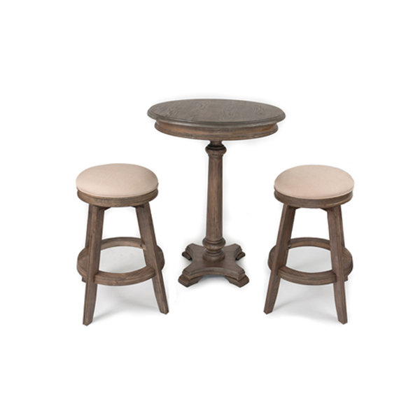Heirloom Pub Table and Chairs